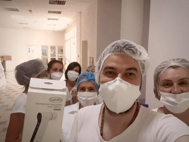 donacije.rs Centar medijska transparentnost društvena odgovornost vranje